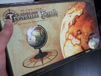 地球儀の3D球体パズル
